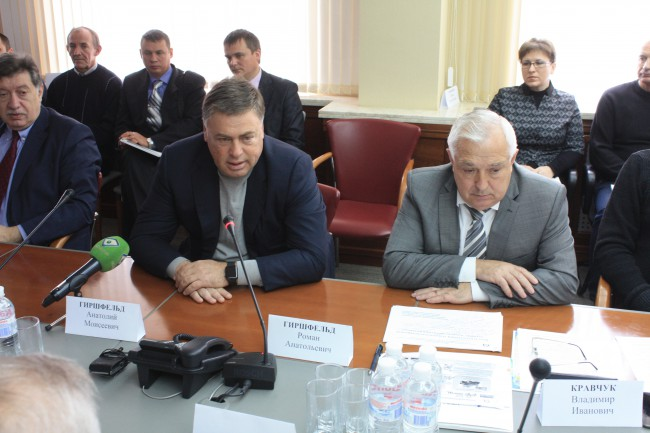 21 жовтня 2016 року в Харкові на базі Індустріальної групи УПЕК пройшла науково-практична конференція-форум «Розумна агротехніка для ефективного землеробства»
