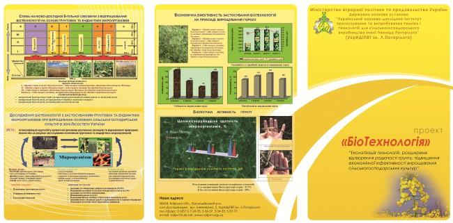 Проект Біотехнологія