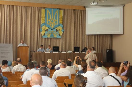 Всеукраїнський семінар «Перспективи вирощування енергетичних культур в Україні»