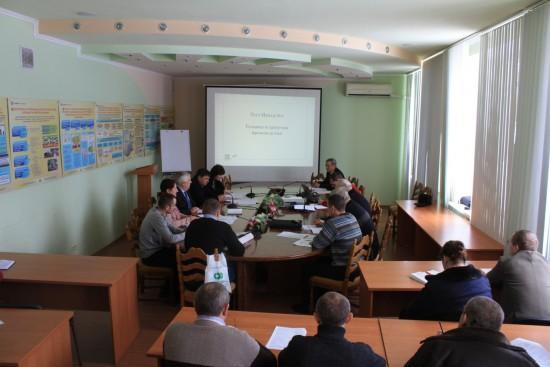 13-14 лютого 2017 року в УкрНДІПВТ ім. Л. Погорілого відбулося навчання-практикум з підвищення кваліфікації випробувачів за темою «Диверсифікація випробувань в умовах євроінтеграції»